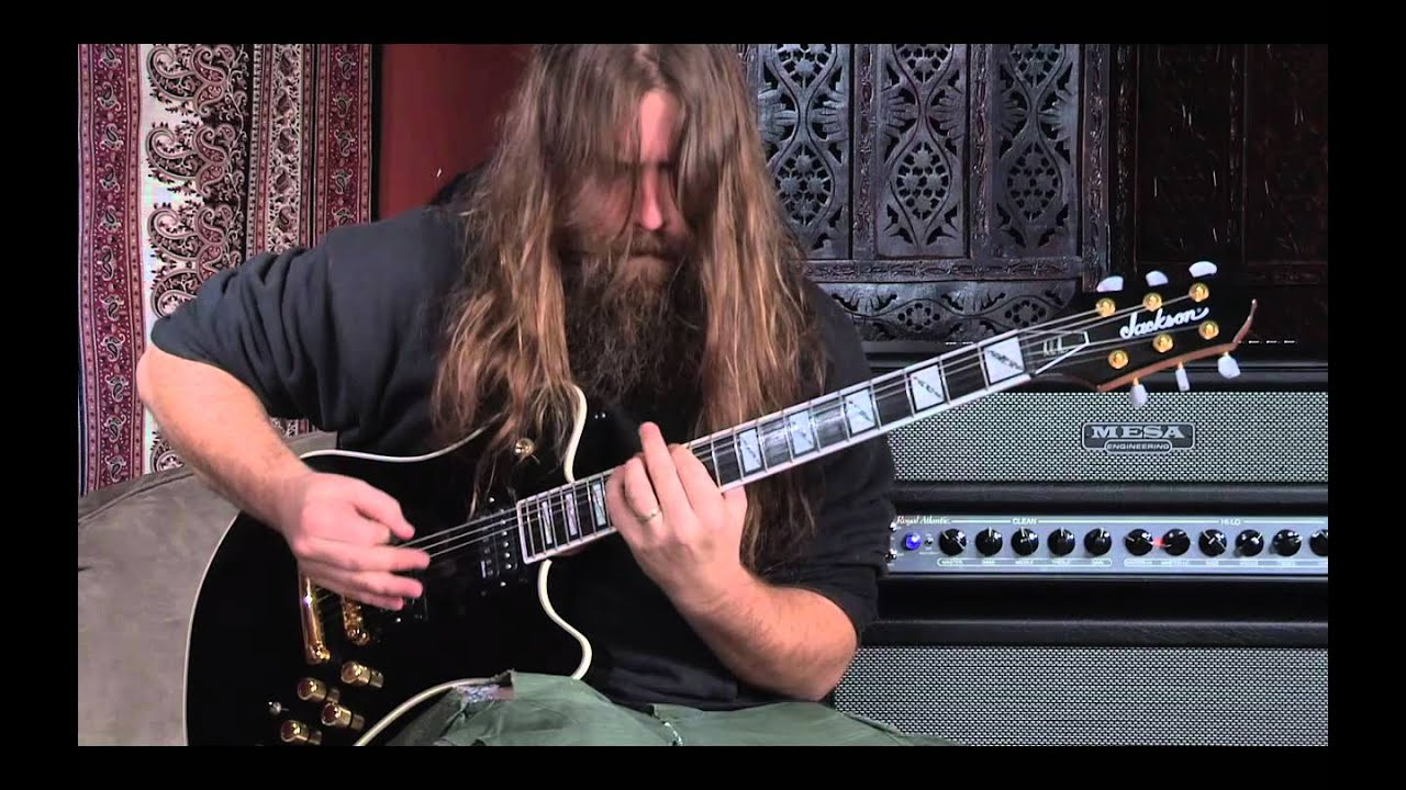 Lamb of Gods Mark Morton Royal Atlantic RA100 Demo  YouTube