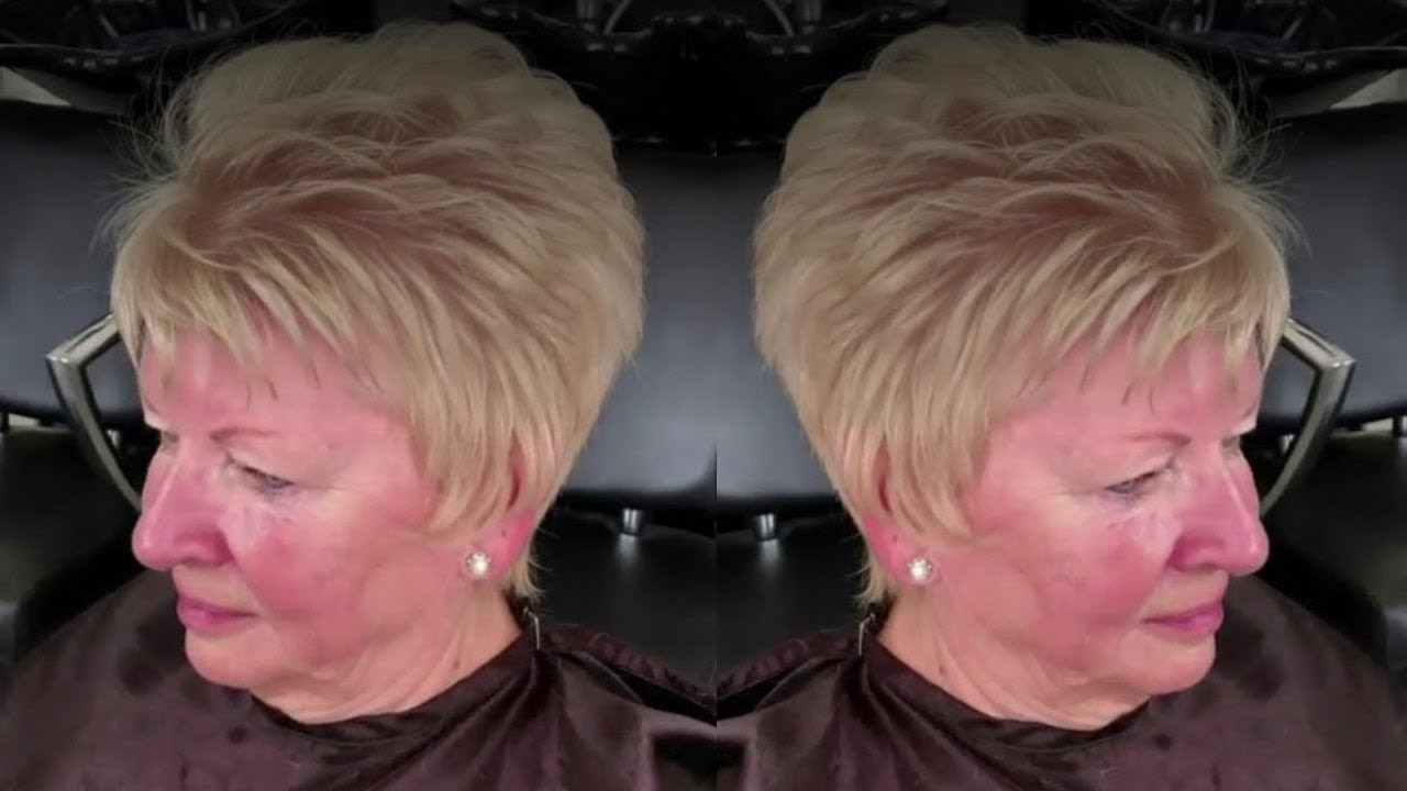 Body Wave Perm Short Hair Before And After Tips By Amal Hermuz Youtube