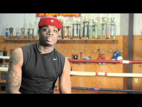 East Texas Boxer Contends For Golden Gloves