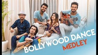 Bollywood Dance Medley (Unplugged) |  Twin strings Ft. Akanksha B. #FriendshipsDay