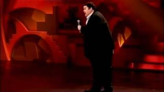 John Pinette and the dangers of eating in Italy