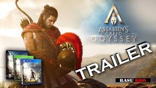 Assassin's Creed Odyssey  2018 Official World Premiere Trailer   Ubisoft RASU BRO EXTENDED