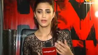 Shruti Haasan Interview | Playing Sex Worker In D Day Is A Well Thought Out Decision | Hindi Movie