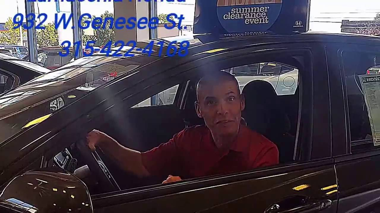 Lamacchia Honda Referral Program - YouTube