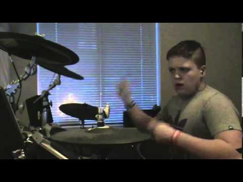 Slipknot Eyeless Drum Cover