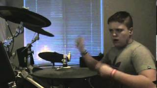 Slipknot Eyeless Drum Cover
