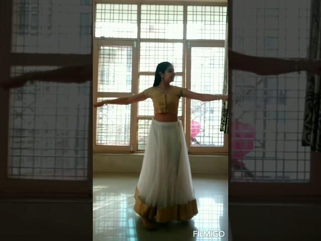 Dance Entry | Khushi Kaul | Gurgaon, India