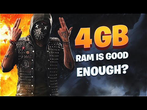 Top 10 Games For 4GB RAM | Most Optimized PC Games #1