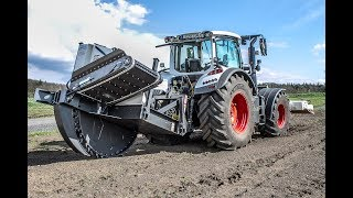 stehr trench cutter sgf 800 - 1000 meters per hour for fast internet