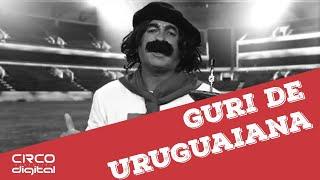 DROGA NO ESTÁDIO? NÃO ROLA! - Guri de Uruguaiana