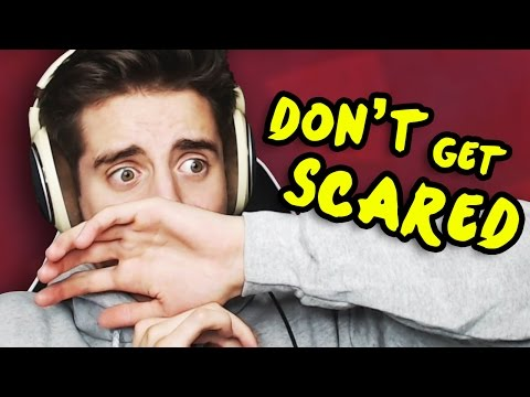 Try Not To Get Scared Challenge