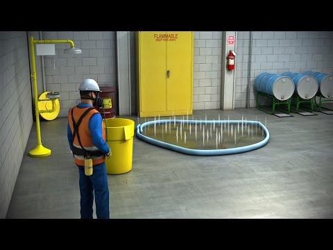 Volatile Solvent Spill Response Training