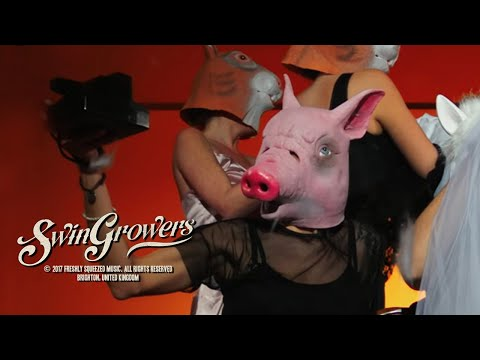 Swingrowers - Selfie Face ( Official music promo video ) Electro Swing 2018