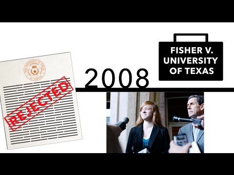 Fisher V. University Of Texas Explained In 2 Minutes