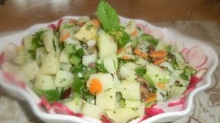 Potatoes Salad by Create Cooking's Channel