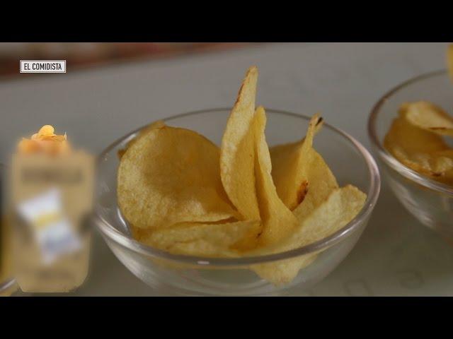 ¿Cuáles son las mejores patatas fritas de bolsa?   El Comidista