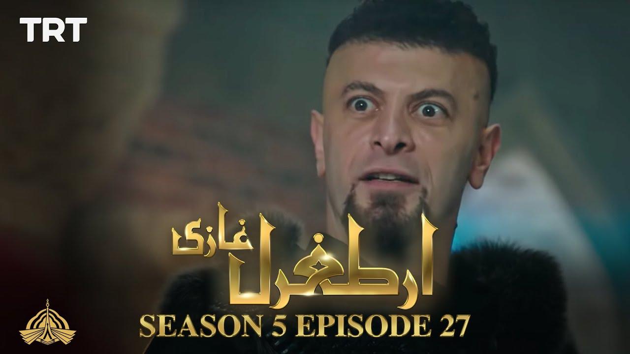 Download Ertugrul Ghazi Urdu | Episode 27| Season 5
