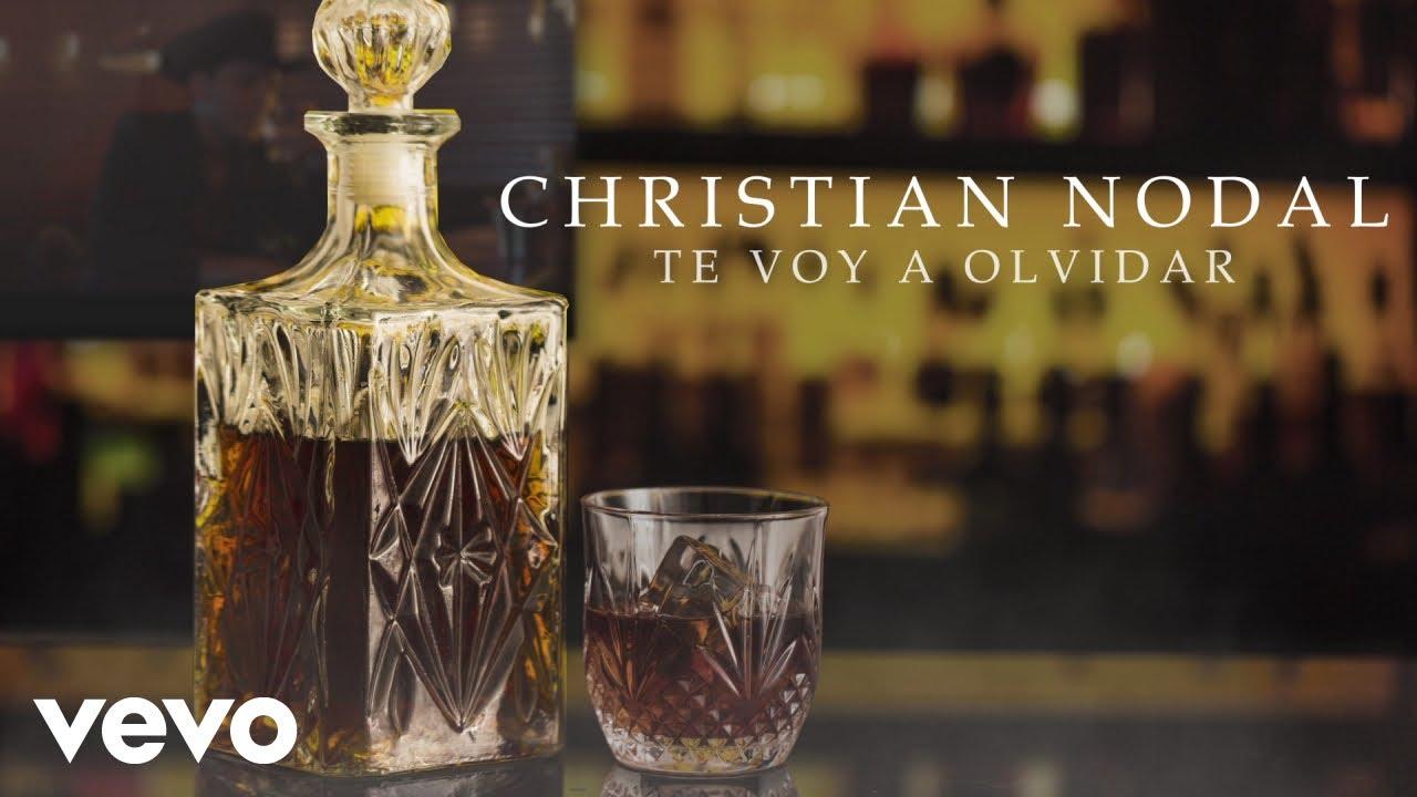 Download Christian Nodal - Te Voy A Olvidar (Official Lyric Video)