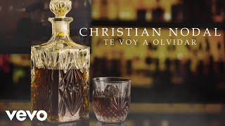 Christian Nodal - Te Voy A Olvidar (Official Lyric Video)