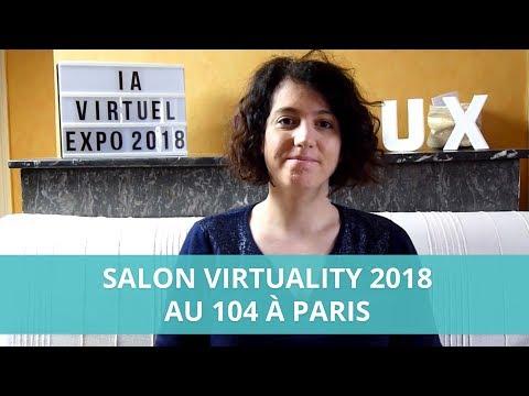 [BONUS] Mes 6 coups de coeur du salon Virtuality 2018 - Get your UX