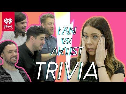 Mumford & Sons Challenge A Super Fan In Trivia Battle   Fan Vs. Artist Trivia