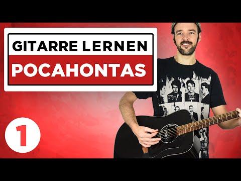 Pocahontas - AnnenMayKantereit - Gitarre lernen - Teil 1