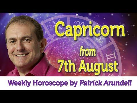 Weekly Week of Horoscope August 2017 14