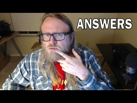 The Amazing Atheist Answers Your Questions