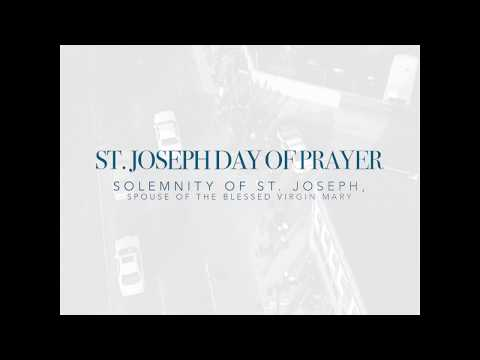 St. Joseph Day of Prayer - Join us!