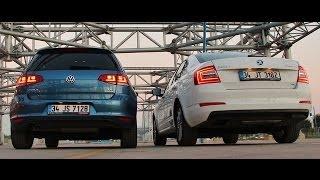 Skoda Octavia vs VW Golf | HB vs Sedan karşılaştırması