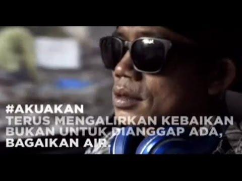 Iklan Aqua Memberi Bagaikan Air - Marzuki Kill The DJ