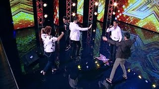 X Factor4 Armenia Auditios6 Yeghishe Aghajanyan/Ashugh Bagrat Lusin es ampi takin 13 11 2016