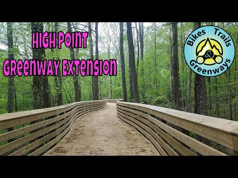 High Point Greenway Extension | High Point NC