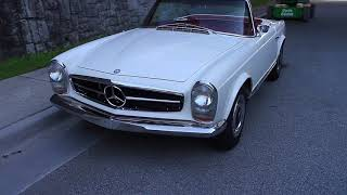 "1964 Mercedes Benz 230sl ""w113 Pagoda"" for sale"