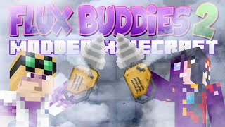Minecraft - Flux Buddies 2.0 #6 Steamy Drill