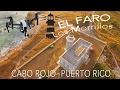 El Faro Los Morrillos ~ CABO ROJO Lighthouse ~ Best UAV Drone Caribbean ~ WeBeYachting.com