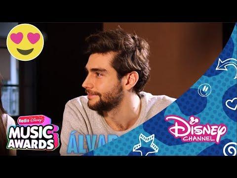 RDMA 2017: Conoce a Álvaro Soler, ¡artista español nominado a los RDMA! | Disney Channel Oficial
