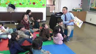 おたる子ども読書の日 市長初の読み聞かせ画像