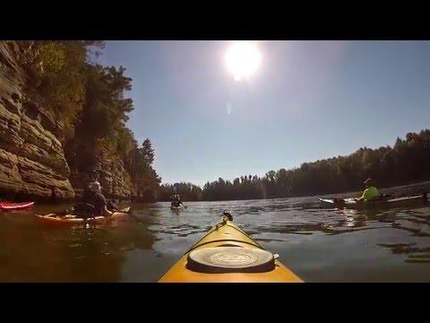 Wisconsin River: Upper Dells