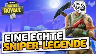 Eine echte Sniper-Legende - ♠ Fortnite Battle Royale ♠ - Deutsch German - Dhalucard