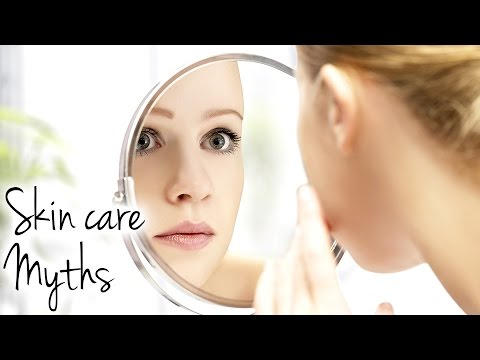 Skin Care Myths!! Beauty Secrets, Tips, Makeup, Lotion, Natural Skincare Products, Acne, Zits