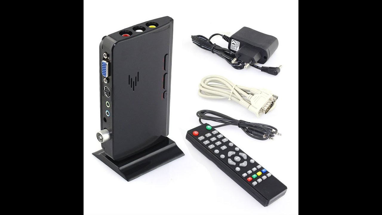Super Color HD TV Tuner Review 1/2 - Mac, PC, LCD Monitor, PS2 .