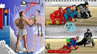 """50+ Hilariously Funny """"Justice League"""" Comics to Make You Laugh 1"""