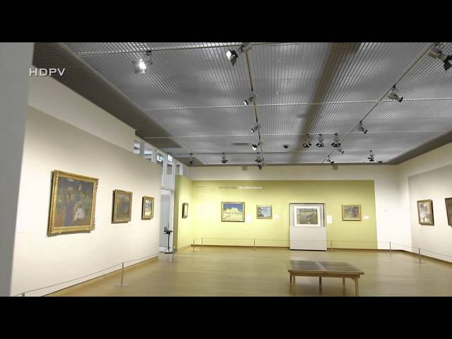 2015 - Amsterdam's Best Museums - The Van Gogh Museum