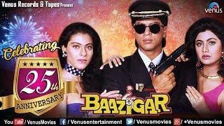 Baazigar | Celebrating 25th Anniversary | Shah Rukh Khan, Kajol & Shilpa Shetty
