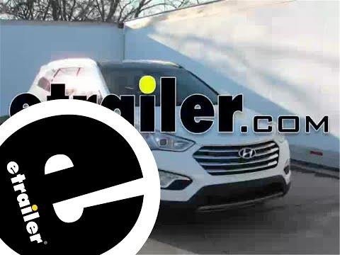 Trailer Brake Controller Installation - 2014 Hyundai Santa Fe - Etrailer.com