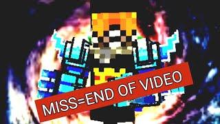 Pixel gun 3D but... if I miss a shot the video ends