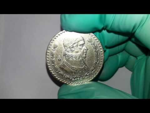 PRECIO DE MONEDAS peso plata .100