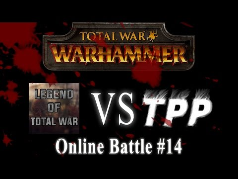 LEGEND OF TOTAL WAR vs THE PRUSSIAN PRINCE - Warhammer Tournament final round