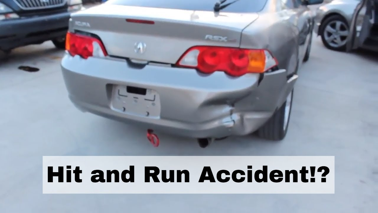 Rear Bumper And Tail Light Replacement Acura RSX Type S YouTube - Acura rsx bumper